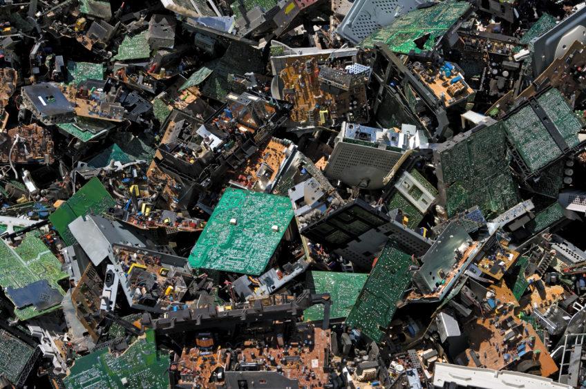 Kortlægning af eksport af brugt elektronik