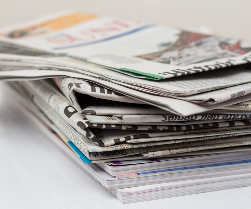 Do Newspapers and Magazines Compete?